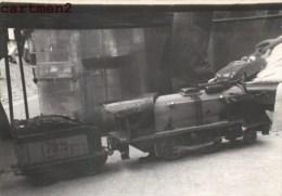 CARTE PHOTO : LOCOMOTIVE 120 TYPE MOUNTAIN L.R. 1930 EXPOSITION JEU JOUET TOY Dinky Toys JEP NOREV MINALUXE SCHUCO - Locomotieven