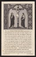 Mortuaire Goerges R Deschamps Capitaine Commandant De Cavalerie Légion D'honneur Mort à Batna Algerie En 1910 - Images Religieuses
