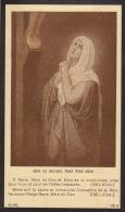 Mortuaire Yvonne AM De Goussencourt Congreganiste De La Sainte Vierge - Images Religieuses