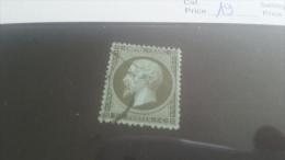 LOT 223204 TIMBRE DE FRANCE OBLITERE N�19 VALEUR 45 EUROS
