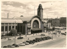 CPA-1935-FILANDE-HELSINKI -GARE-RAILWAY STATION-B E - Finlandia