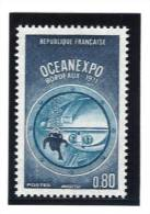 France N° 1666** (cote 0,65€ - Nuevos