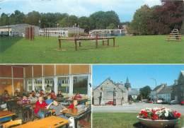 CPM - WELLIN - Ecole Primaire De La Communauté Française - Classes De Forêt Et De Plein Air - Wellin