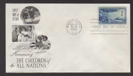 1963 USA FDC Cordell Hull [ C663 ] - United States