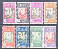 NIGER  29-36    *  (o) - Niger (1921-1944)