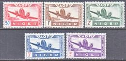 NIGER  C 6-10    *   AERO - Niger (1921-1944)