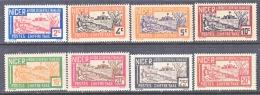 NIGER  J 9+    *   PORTO - Niger (1921-1944)