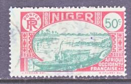 NIGER  46   (o) - Niger (1921-1944)
