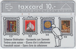 SWITZERLAND A-753 Hologram PTT - Collection, Stamp - 312A - used
