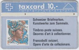 SWITZERLAND A-756 Hologram PTT - Collection, Stamp - 111C - used
