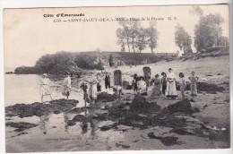 CPA 22 SAINT JACUT DE LA MER PLAGE DE LA PISSOTE - Saint-Jacut-de-la-Mer