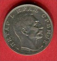 SERBIE 2 DINARS 1915  TTB 28 - Serbia