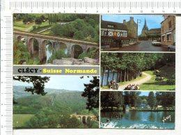 CLECY  -  Suisse  Normande  -  5 Vues - Clécy