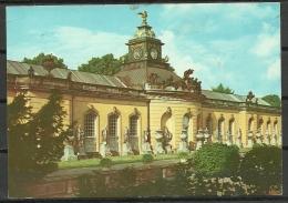 Deutschland DDR 1971 Ansichtskarte Potsdam Schloss Sanssouci Unused/sauber Unbenutzt - Potsdam