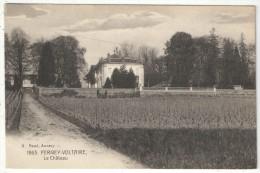01 - FERNEY-VOLTAIRE - Le Château - Baud 1863 - Ferney-Voltaire