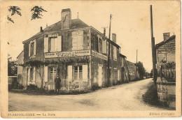 Saint Saviol- St Saviol-gare-la Poste-caisse Nationale D'epargne-cpa - Autres Communes