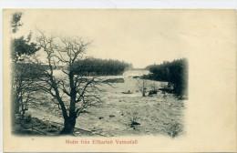 SUEDE - Motiv Frân Elfkarleö Vattenfall - Suède