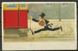 "Estonia Estland 1930 Post Card + Advertising Cancel Werbestempel ""Nõudke Kodumaa Saadusi!"" - Estonie"