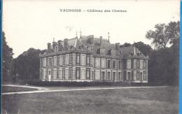 --   61 --  --VAUNOISE -- CHATEAU DES CHAISES -- - France
