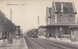 HERMES :La Gare - Train - Sonstige Gemeinden