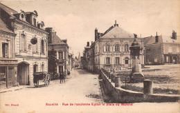 ¤¤  -  ECUEILLE  -  Rue De L'Ancienne Eglise Et Place Du Marché  -  Hôtel Du Lion D'Or  -  ¤¤ - Non Classés