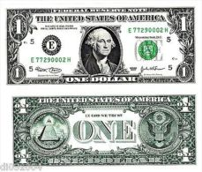 Etats UNIS AMERIQUE USA Billet 1 $ Dollar 2003 E RICHMOND NEUF UNC - Banknoten