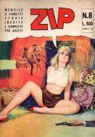 ZIP GIGANTE N°8 - Libri, Riviste, Fumetti