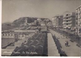 Savona - Albissola Marina - La Via Aurelia - Savona