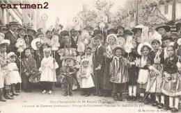 PARIS FETES D'INAUGURATION DU BOULEVARD RASPAIL 13 JUILLET 1913 CONCOURS COSTUMES PROVINCIAUX FETE - Distrito: 14
