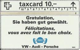 PTT: K-92/89 206L Amag Garagen, VW - Audi - Porsche
