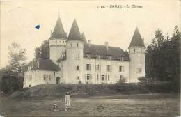 Depts Divers - Ain - Ref R885- Bohas - Le Chateau - Carte Bon Etat - - Autres Communes