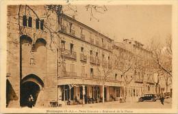 Depts Divers - Alpes De Haute Provence - Ref R 374 - Manosque - Porte Saunerie - Boulevard De La Plaine - - Manosque