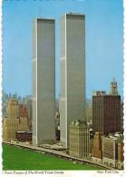 Amérique - Etats-Unis - New-York - Twin Towers - World Trade Center - World Trade Center