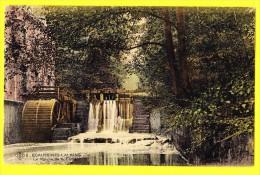 * Ecaussines Lalaing (Hainaut - La Wallonie - Charlerloi - Mons) * (SBP, Nr 3) Le Moulin De La Folhe, Molen, TOP, Canal, - Ecaussinnes