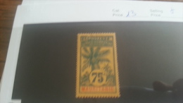LOT 223320 TIMBRE DE COLONIE MAURITANIE NEUF* N�13