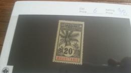 LOT 223324 TIMBRE DE COLONIE MAURITANIE NEUF* N�6 VALEUR 28 EUROS