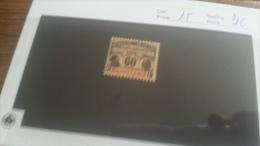 LOT 223337 TIMBRE DE COLONIE MAURITANIE NEUF*  N�15 VAEUR 16 EUROS