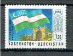 Usbekistan - Unabhängigkeit / Indeperndence 1992 (**/MNH) - Uzbekistan
