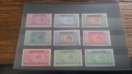 LOT 223343 TIMBRE DE COLONIE MAURITANIE NEUF* N�57 A  61 VALEUR 31 EUROS