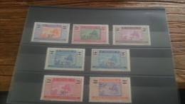 LOT 223344 TIMBRE DE COLONIE MAURITANIE NEUF* N�50 A  56 VALEUR 34 EUROS