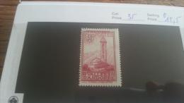 LOT 223365 TIMBRE DE ANDORRE NEUF* N�35 VALEUR 15,5 EUROS