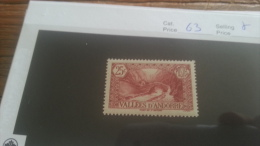 LOT 223379 TIMBRE DE ANDORRE NEUF* N�62