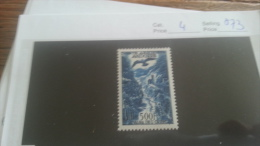 LOT 223388 TIMBRE DE ANDORRE NEUF* N�4 VALEUR 73 EUROS