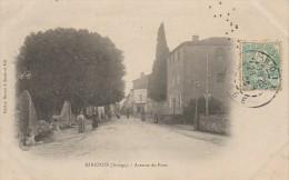 09 MIREPOIX   Avenue Du Pont - Mirepoix