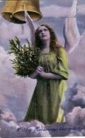 AK ENGEL ANGEL SER.Nr.1086. WEIHNACHTEN ALTE POSTKARTEN - Anges