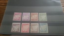 LOT 223396 TIMBRE DE ANDORRE NEUF* N�1 A 8 VALEUR 65 EUROS