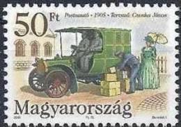 2005 HONGRIE 4075** Voiture Postale - Hongrie