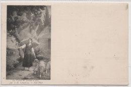 J.E.LENEPVEU - La Vision De Jeanne D' Arc   (71707) - Paintings