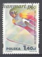 Poland 1998 Mi 3690 Mnh - Skijumping - Winter 1998: Nagano