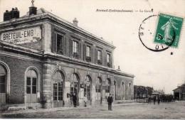 60 Breteuil Embranchement La Gare Animée - Breteuil